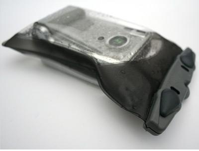 Kompaktfotoka kaitse Mini