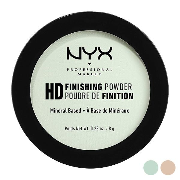 Kompaktpuudrid Hd Finishing Powder NYX (8 g)