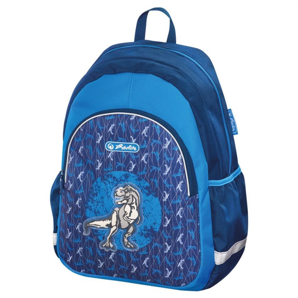 Laste seljakott Herlitz - Blue Dino