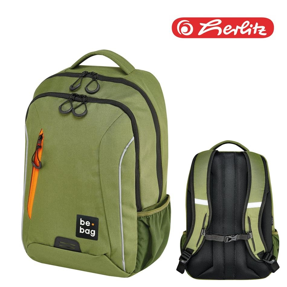 Koolikott-seljakott Herlitz Be.Bag Be Urban roheline 18 L