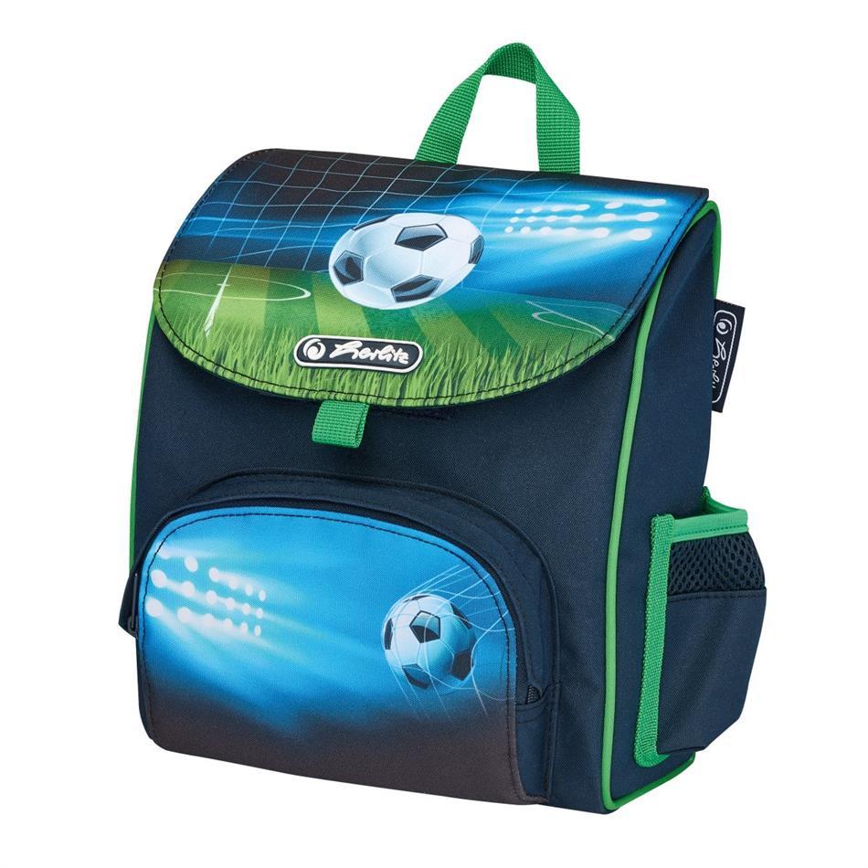 Laste koolikott-ranits Herlitz Mini Softbag / Soccer