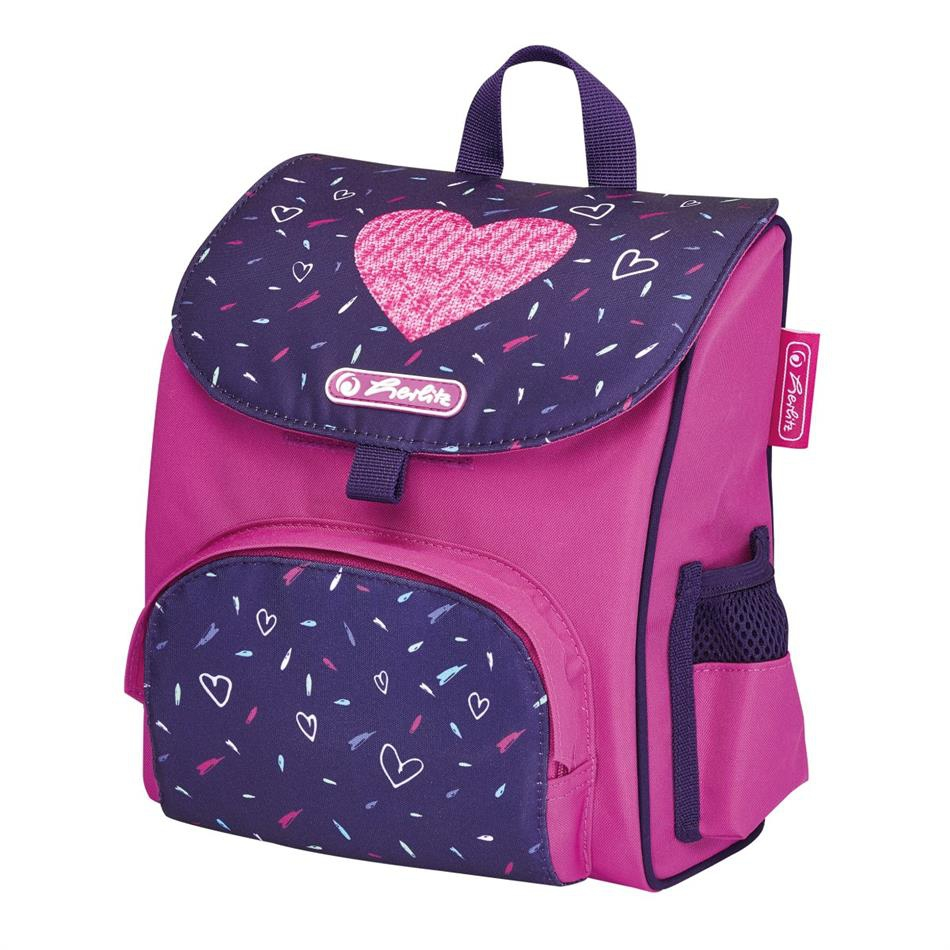 Laste koolikott-ranits Herlitz Mini Softbag / Tropical Heart