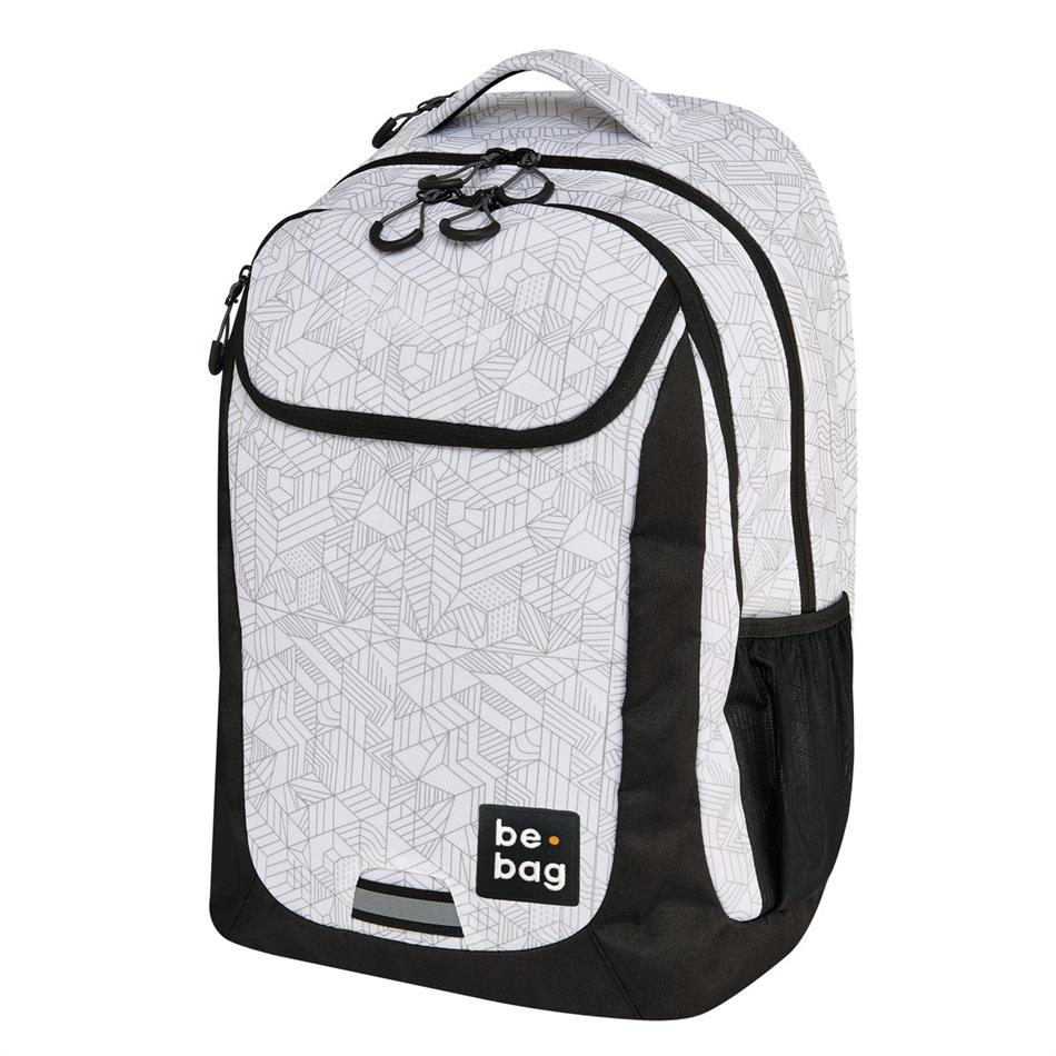 "Koolikott-seljakott be.bag ""Be active block by block"", 27 l"