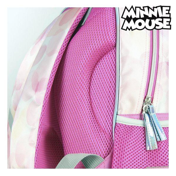 Kooliseljakott Minnie Mouse Roosa