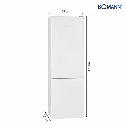 Külmik Bomann KG7321W valge