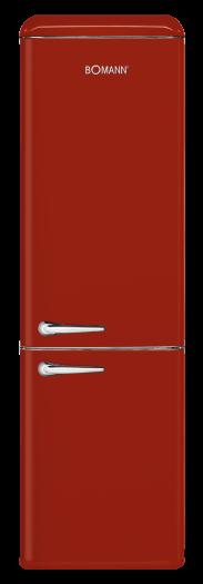 Külmik Bomann KGR7328R punane