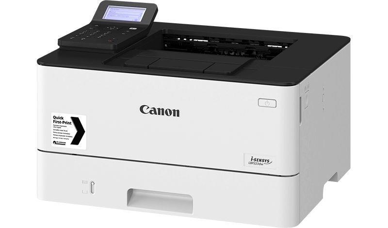 Laser Printer CANON i-SENSYS LBP226dw USB 2.0