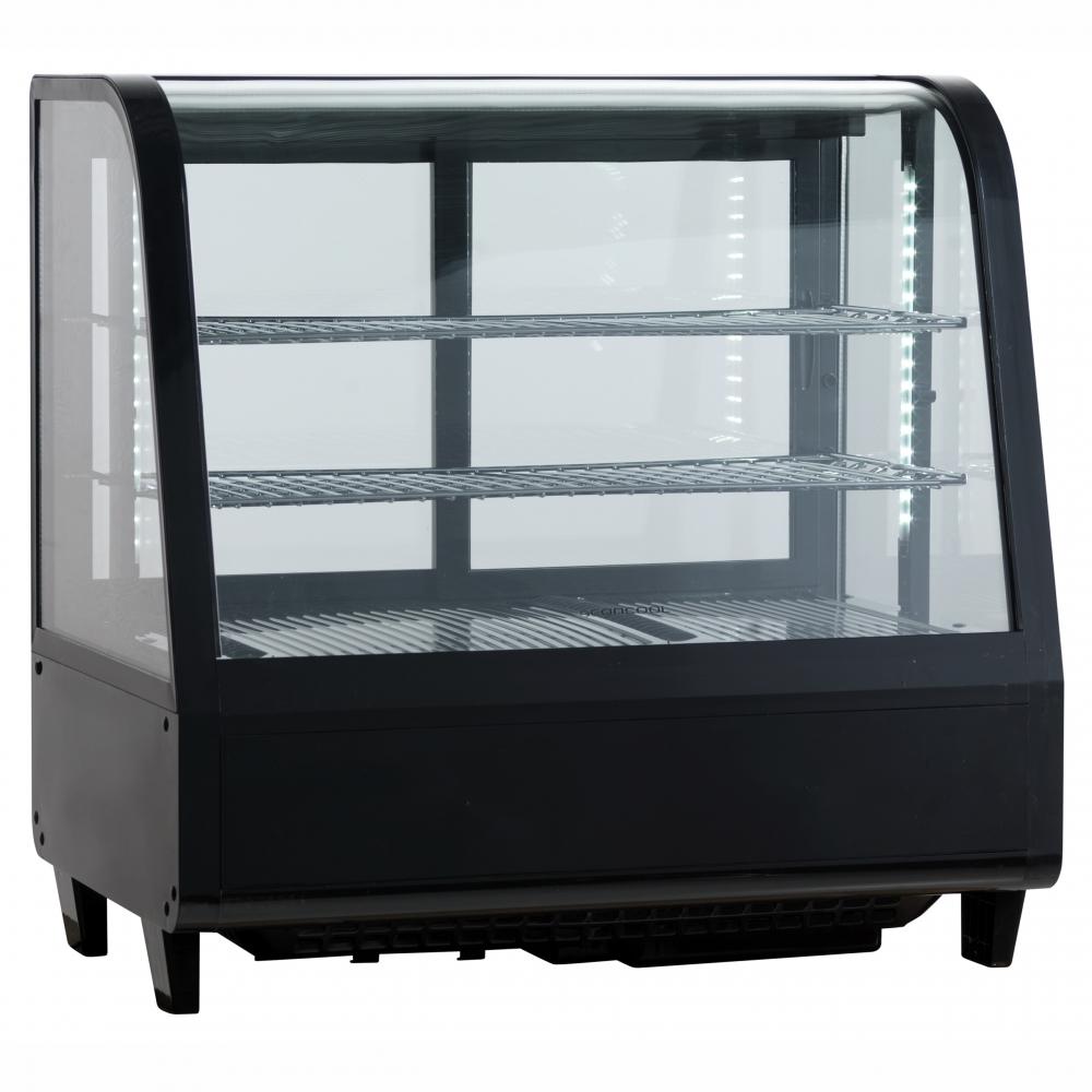 Lauapealne vitriinkülmik Scandomestic RTW101BE
