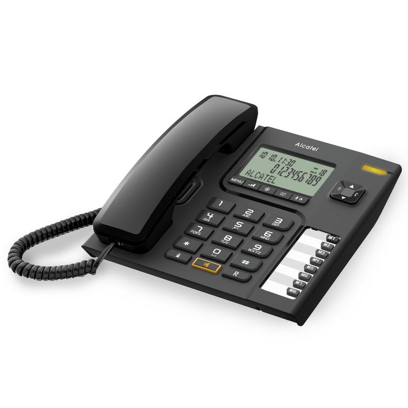 Lauatelefon Alcatel Versatis T76 DECT LED Must