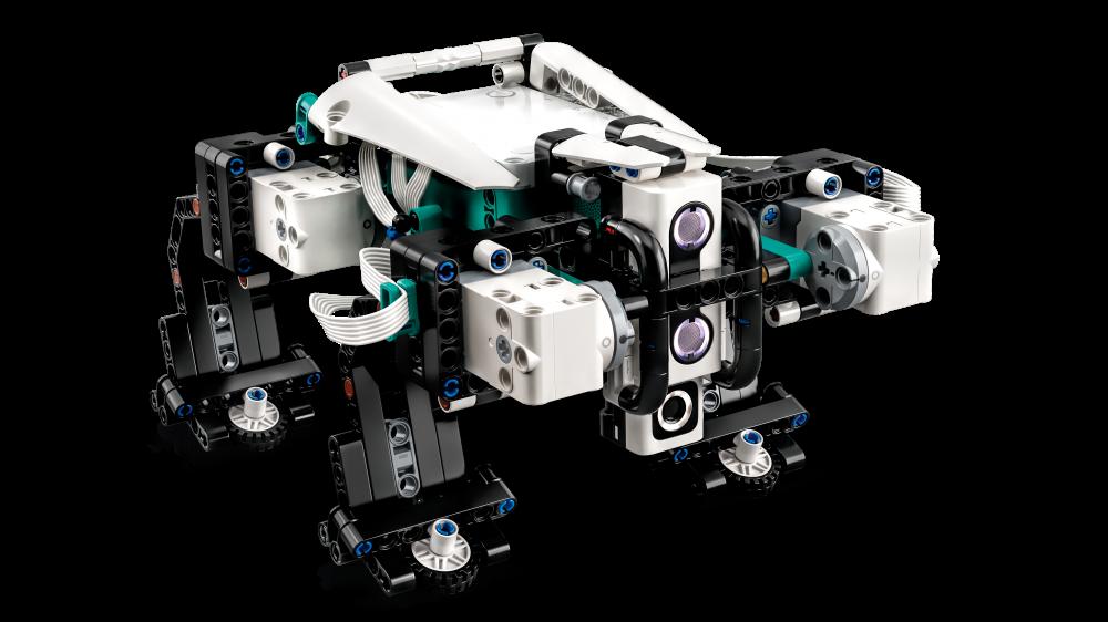 LEGO Mindstorms robotleiutaja