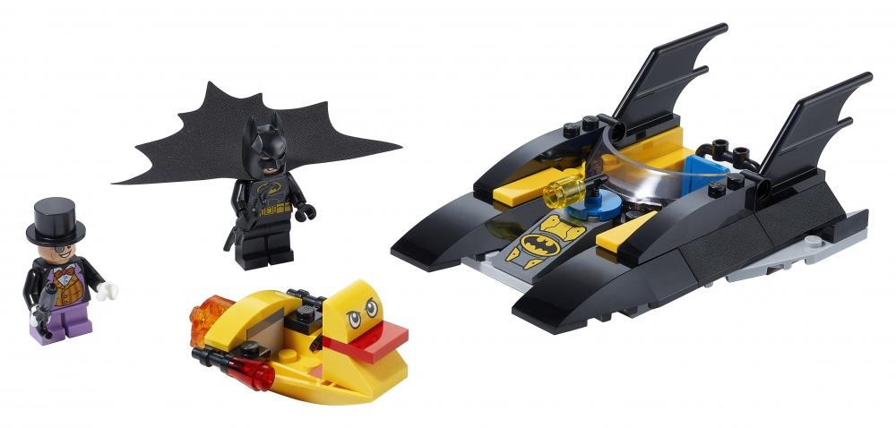 LEGO Super Heroes Paadiga pingviinide jälitamine