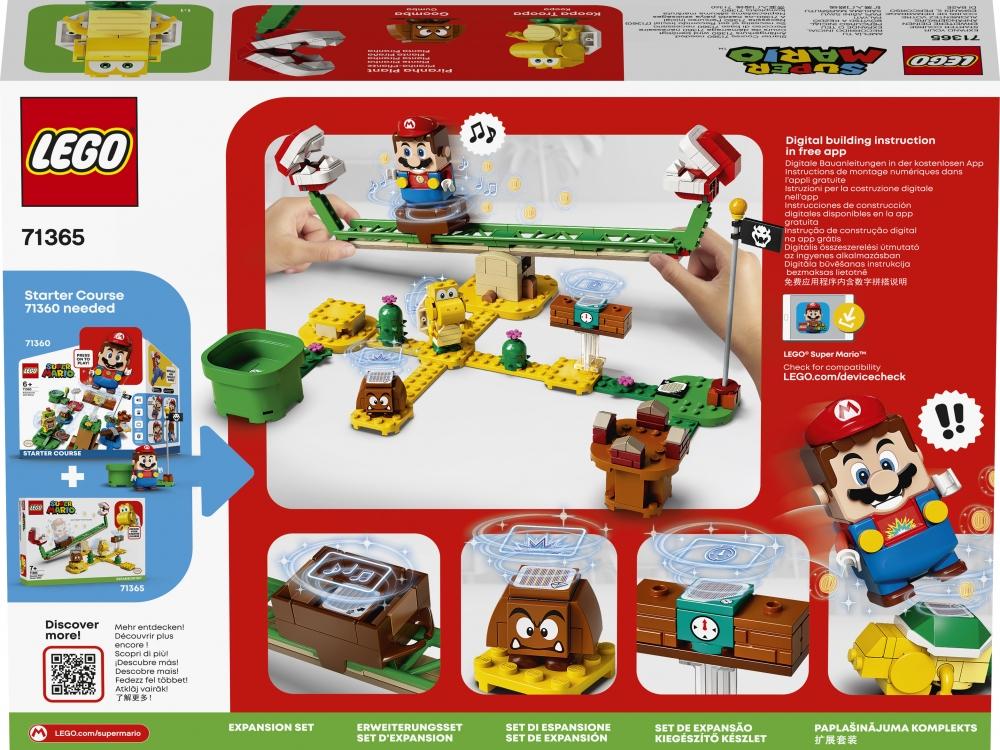 LEGO Super Mario Piraajataime drifrimise laiendusrada