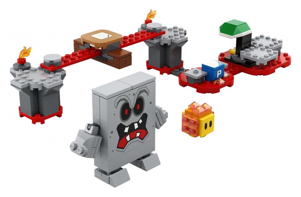LEGO Super Mario Whompi laavatakistuse laienduskomplekt