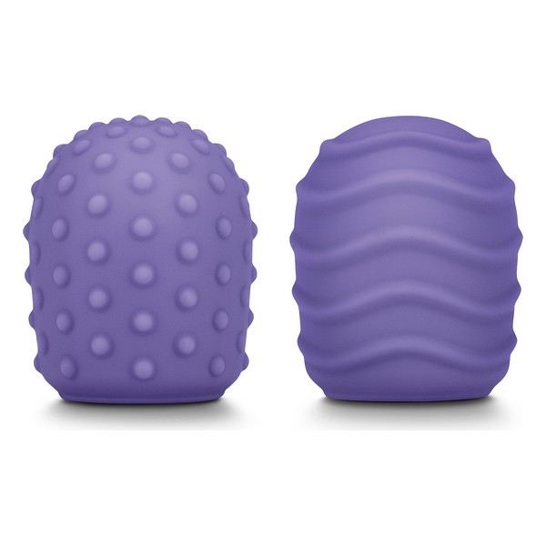 Lisatarvik Petite Silicone Texture Covers Le Wand