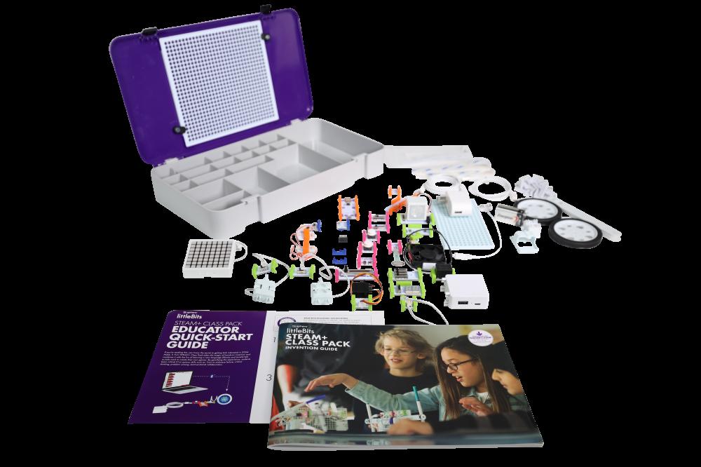 littleBits õpilase MATIK+ komplekt