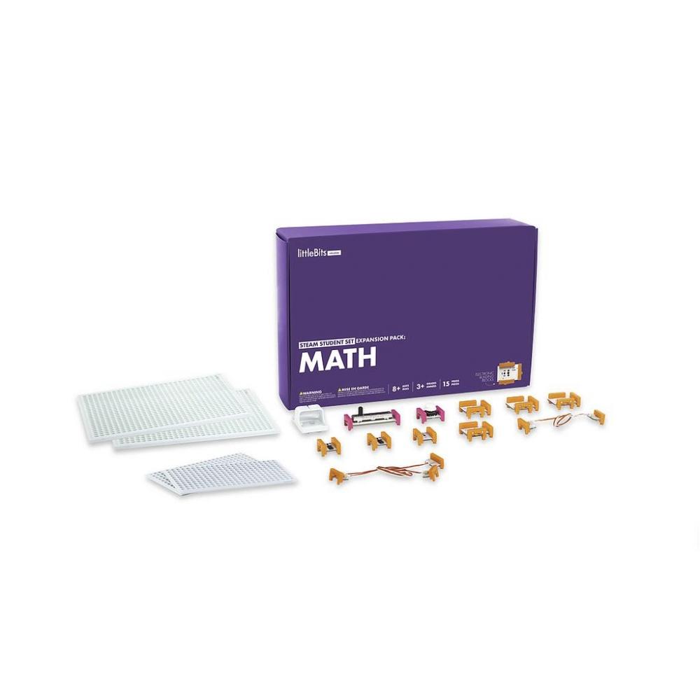 littleBits õpilase MATIK komplekti laiendus: Matemaatika
