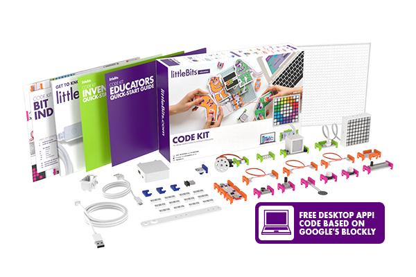 littleBits progemise komplekt