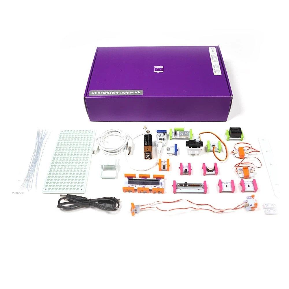 littleBits seadmete komplekt Sphero RVR robotile