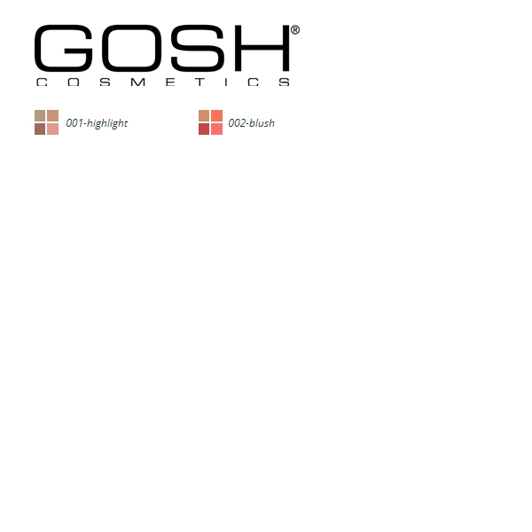 Marker Strobe'n Glow Gosh Copenhagen (15 g)