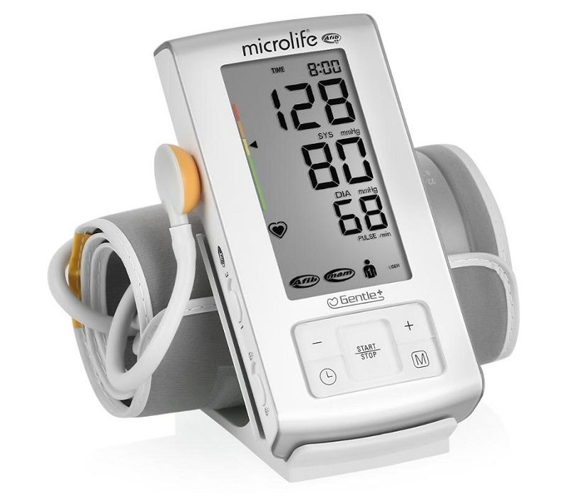 Microlife BP A6 PC õlavarre vererõhuaparaat