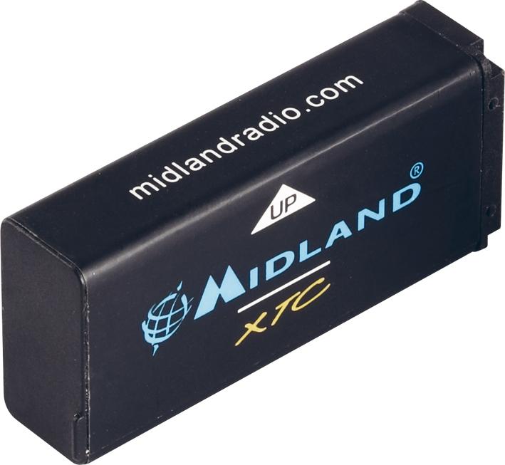 Midland XTC-BATT 9L aku XTC200/280/285 kaamerale