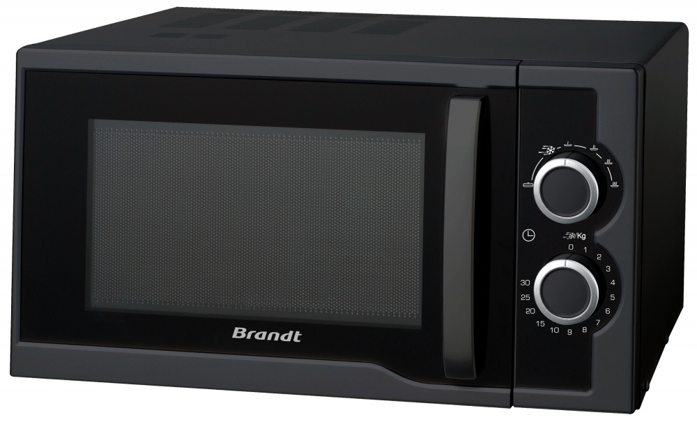 Mikrolaineahi Brandt SM2500B must