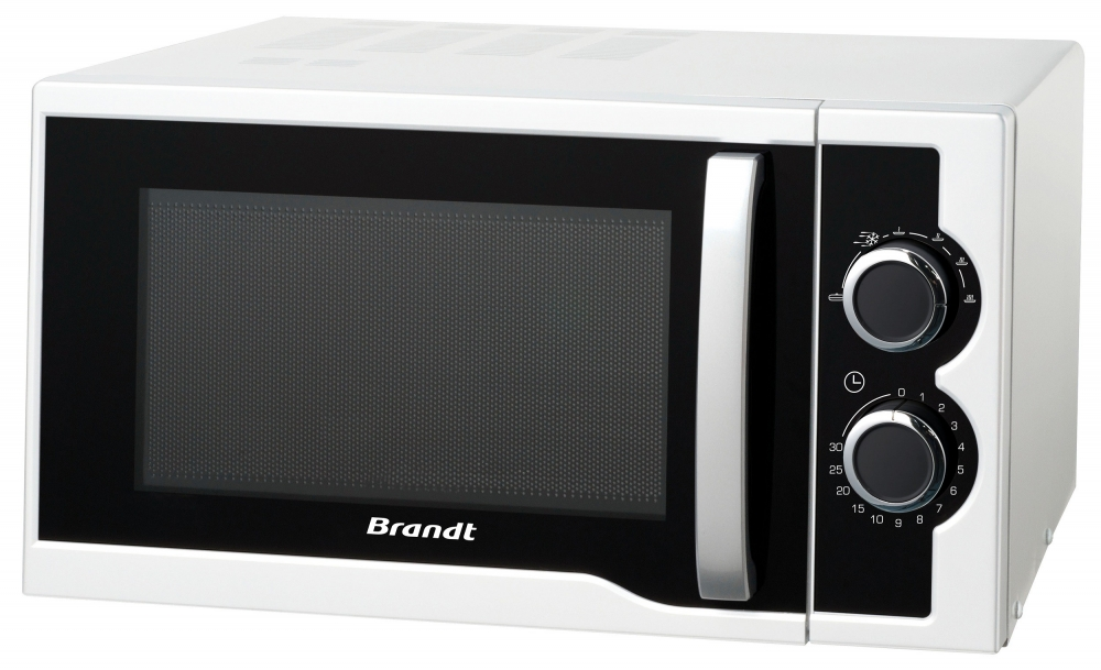 Mikrolaineahi Brandt SM2500W valge