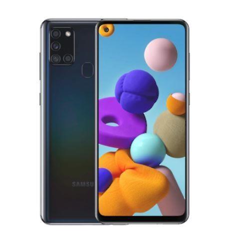 MOBILE PHONE GALAXY A21S/BLACK SM-A217FZKUEUD SAMSUNG