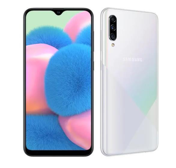MOBILE PHONE GALAXY A30S 64GB/WHITE SM-A307FZWVSEB SAMSUNG