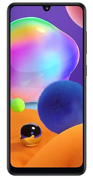 MOBILE PHONE GALAXY A31 64GB/BLACK SM-A315GZKUEUE SAMSUNG