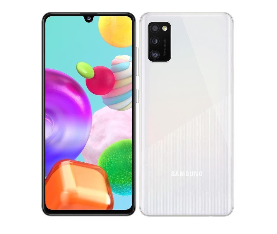 MOBILE PHONE GALAXY A41/WHITE SM-A415FZWDEUD SAMSUNG