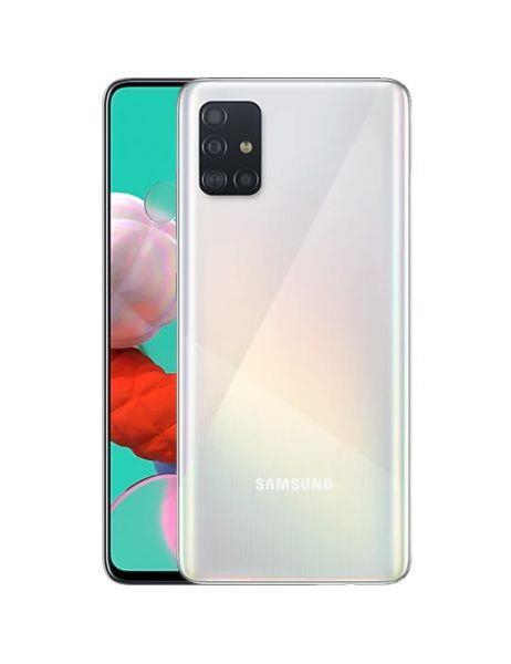MOBILE PHONE GALAXY A51 128GB/WHITE SM-A515FZWVEUD SAMSUNG