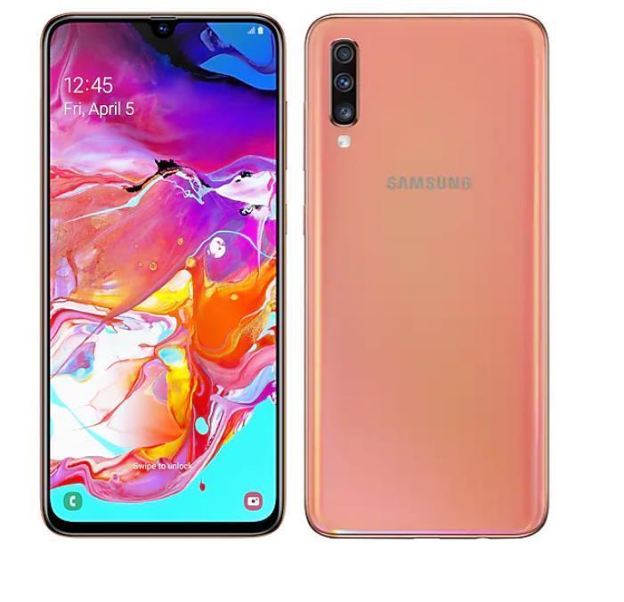 MOBILE PHONE GALAXY A70/CORAL SM-A705FZOUXEH SAMSUNG