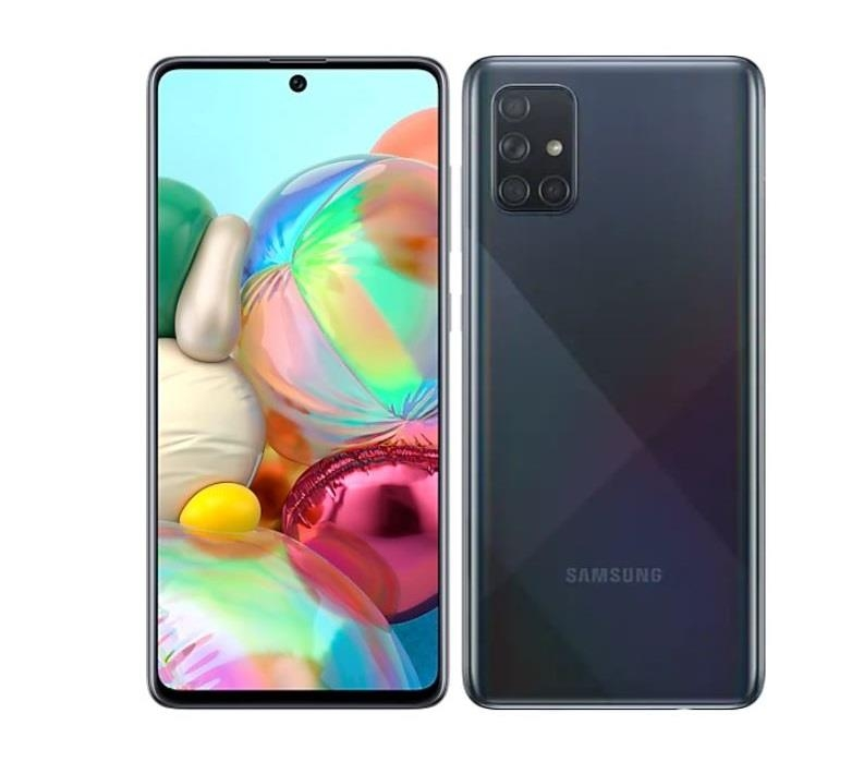 MOBILE PHONE GALAXY A71/BLACK SM-A715FZKU SAMSUNG