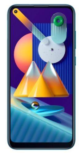 MOBILE PHONE GALAXY M11 32GB/BLUE SM-M115FMBNEUE SAMSUNG