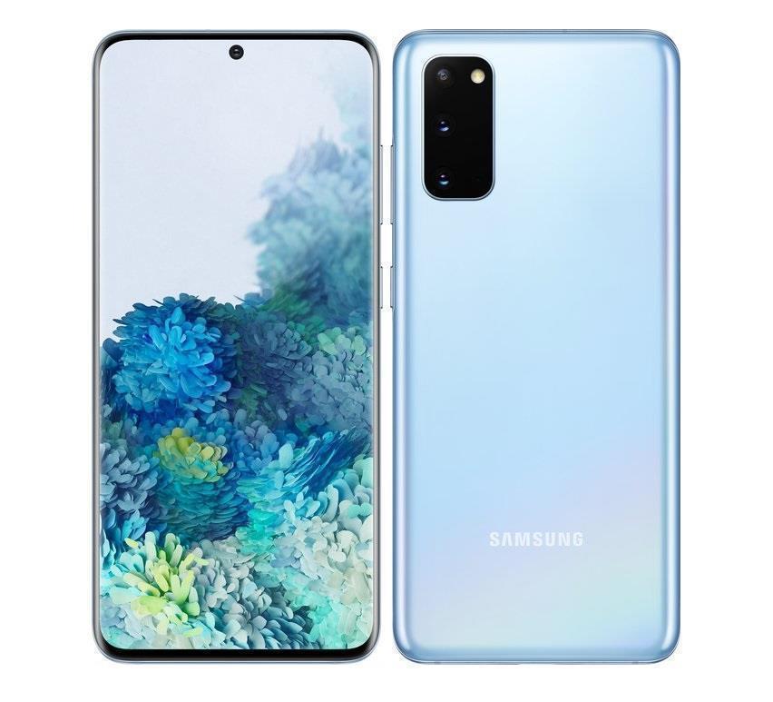 MOBILE PHONE GALAXY S20/BLUE SM-G980FLBD SAMSUNG
