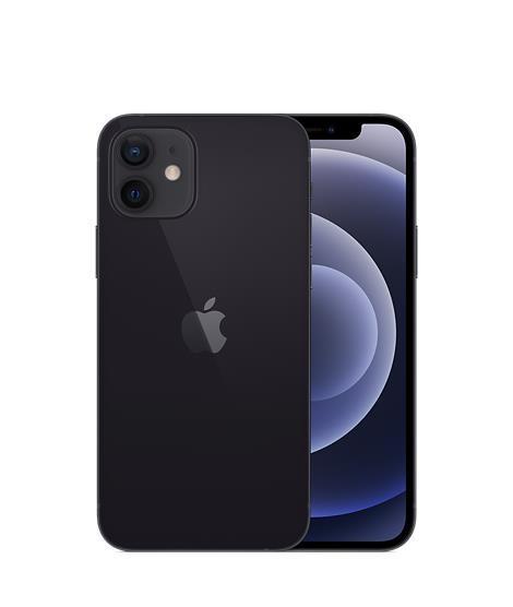 MOBILE PHONE IPHONE 12 5G/128GB BLACK MGJA3ET/A APPLE