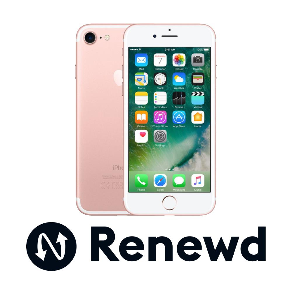 MOBILE PHONE IPHONE 7 32GB/ROSE G RND-P70432 APPLE RENEWD
