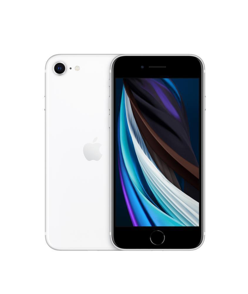 MOBILE PHONE IPHONE SE (2020)/128GB WHITE MXD12 APPLE