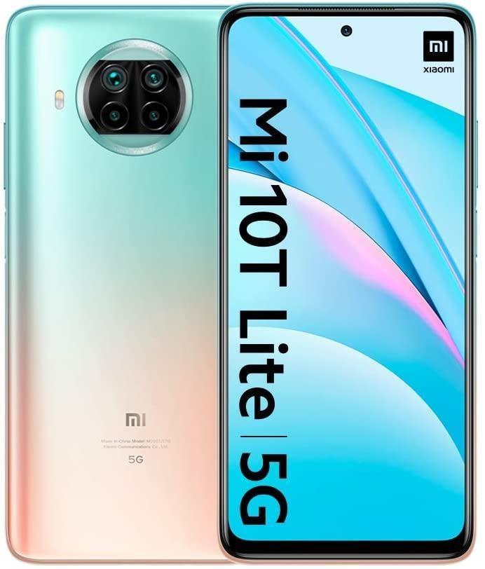 MOBILE PHONE MI 10T LITE 5G/128GB GOLD MZB07XIEU XIAOMI