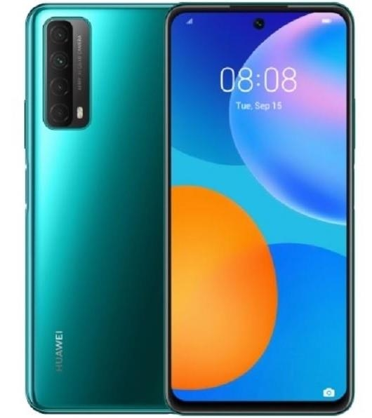 MOBILE PHONE P SMART 2021/CRUSH GREEN 51096ABX HUAWEI