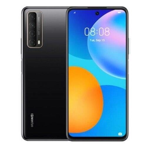 MOBILE PHONE P SMART 2021/MIDNIGHT BLACK 51096ABV HUAWEI