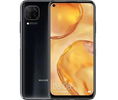 MOBILE PHONE P40 LITE/MIDNIGHT BLACK HUAWEI