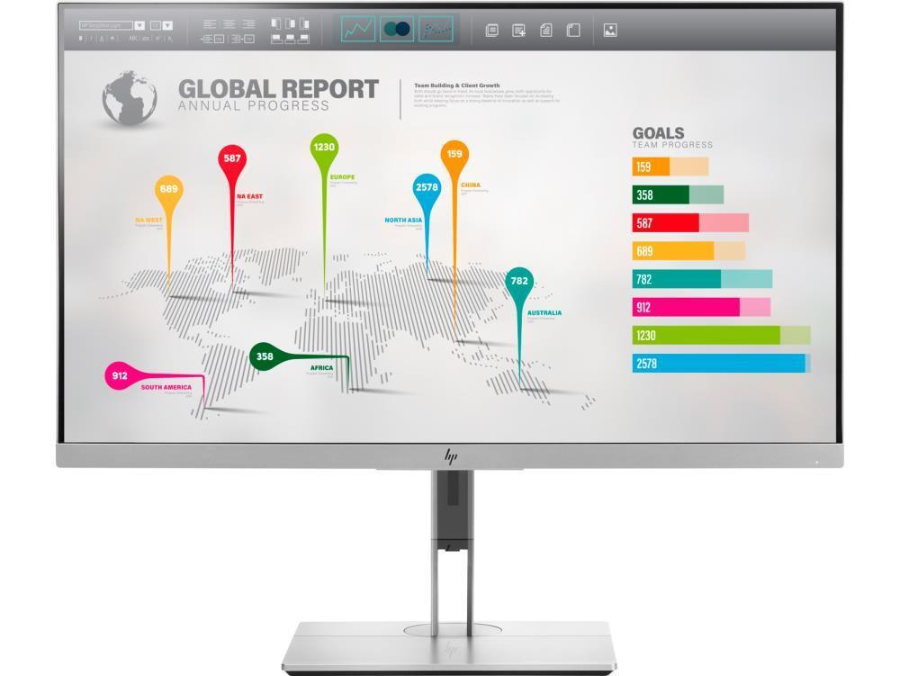 "LCD Monitor HP E273q 27"""