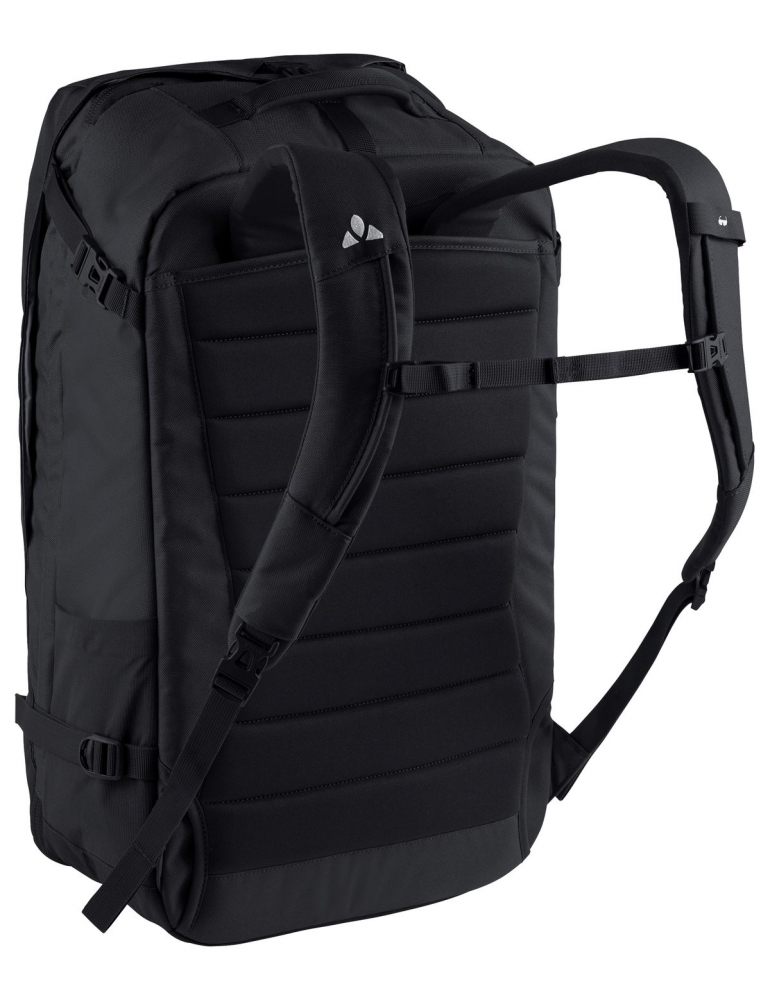 Mundo Carry-On 38 Black seljakott