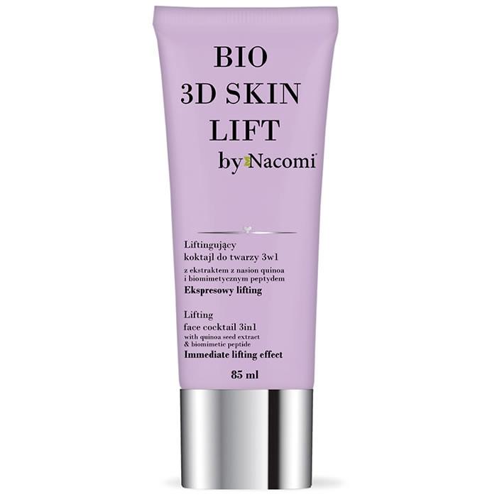 Nacomi Ready To Use tõstev ja pinguldav näomask, Bio 3D Skin Lift (85 ml)