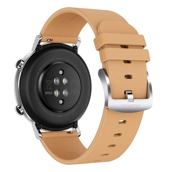 "Nutikell Huawei GT2 Diana Classic 1,2"" AMOLED Bluetooth 5.1 GPS Beež (42 Mm)"