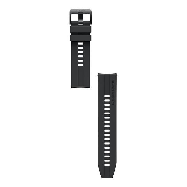 "Nutikell Huawei GT2 Latona Spot 1,39"" AMOLED Bluetooth 5.1 GPS Must (46 Mm)"