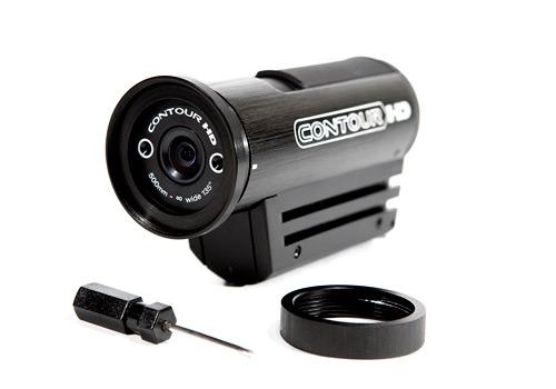 Objektiivide komplekt ContourHD kaamerale