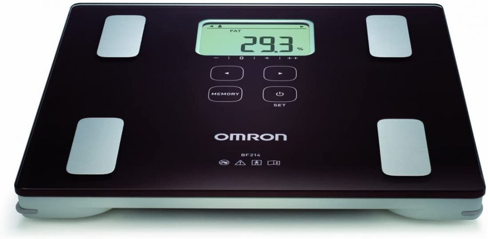 Omron BF214 kehakoostise mõõtja